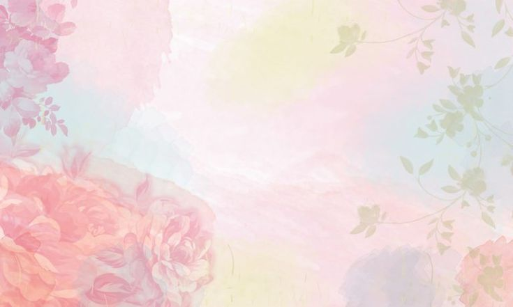 Watercolor Background 15 Great Examples For Your Website Weblium Watercolor Flower Background Pastel Background Watercolor Background