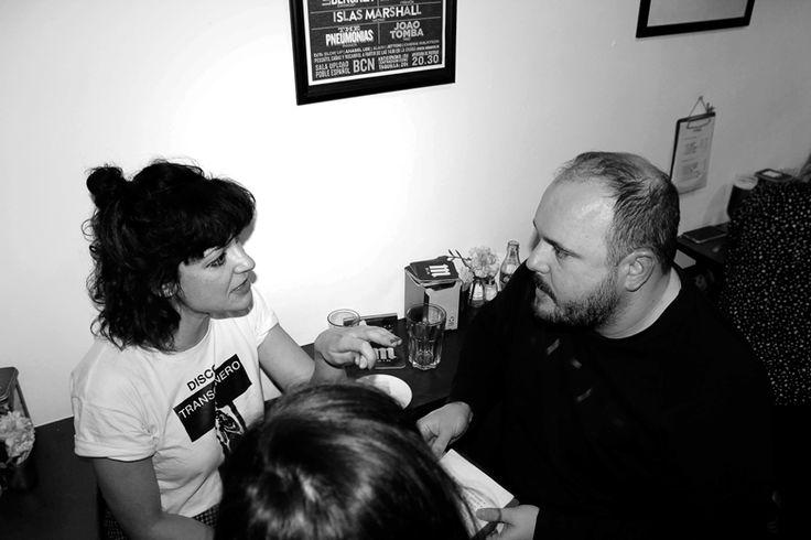 Niño de Elche y Marta Bassols #barcelona #interview #flamenco #trap #tapas