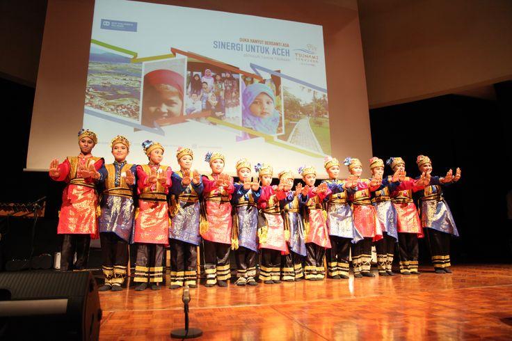 Puncak Acara SInergi Untuk Aceh - Goethe Intitut Jakarta