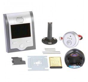 Mitaki-Japan Anti-Theft Peephole Video Doorbell