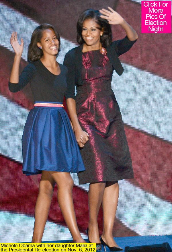 Michelle Obama Dress | Michelle Obama Election Night Dress — First Lady Rewears