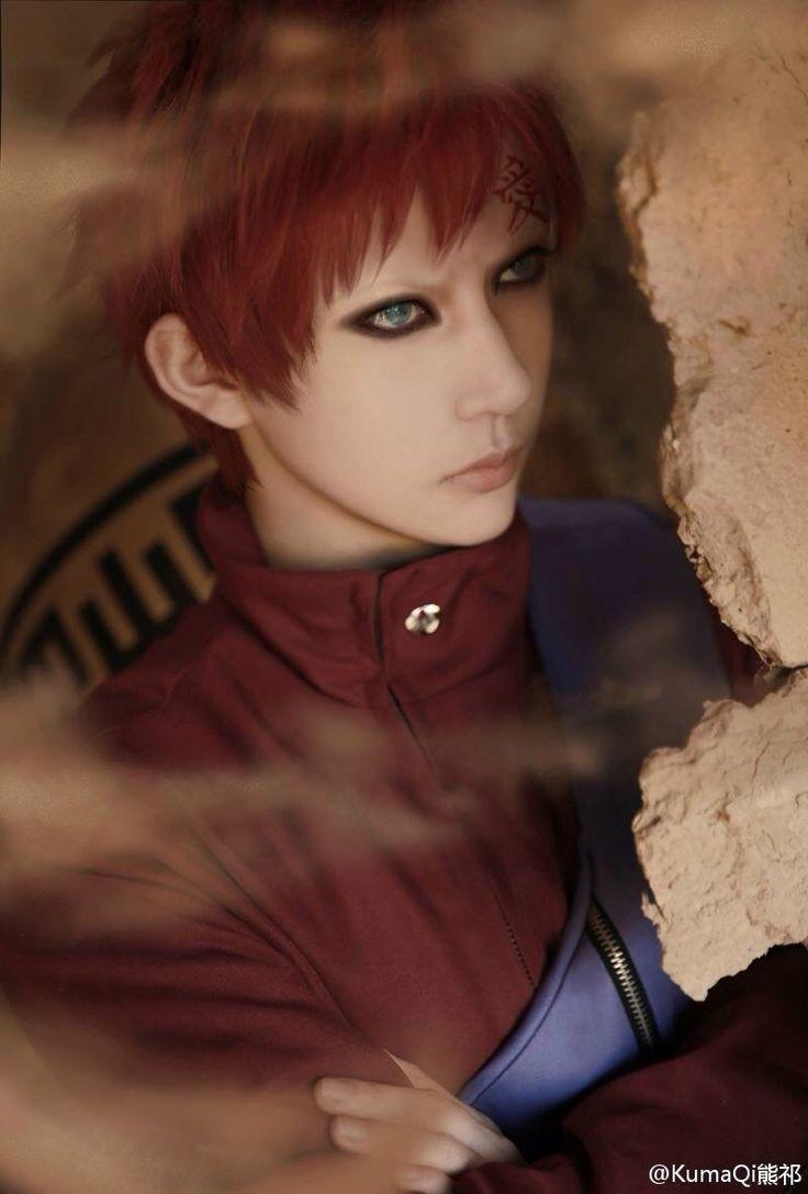 Cosplay - Gaara ( Naruto)