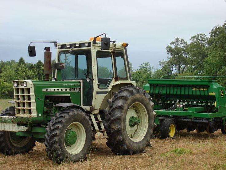 Oliver 1950 4x4 : Best images about tractors on pinterest baler john