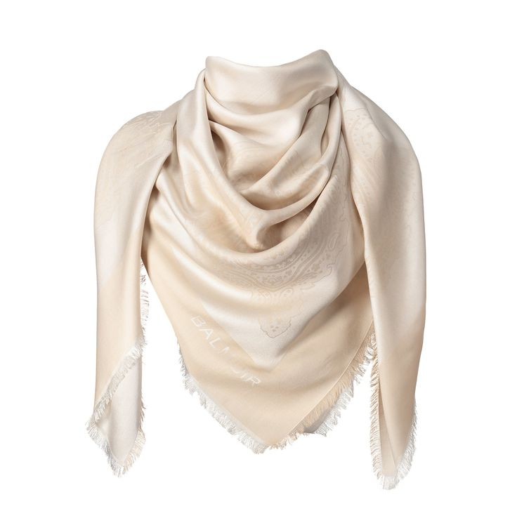 Balmuir - Capri scarf, champagne