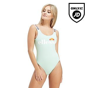aa5c357e Ellesse Tape Swimsuit | Model in 2019 | Ellesse, Swimsuits, Clothes ...