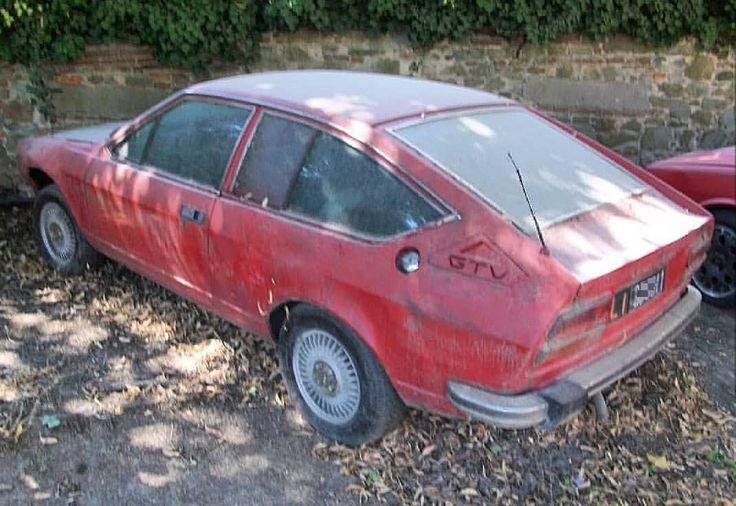 Alfa Romeo Alfetta GTV 2000 L 1979 enviado por black