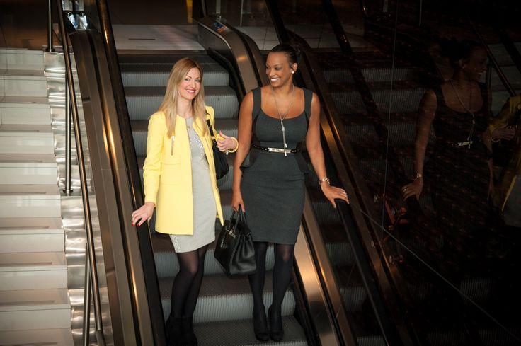 Sasha and Korin from HowToLiveInHighHeels.com