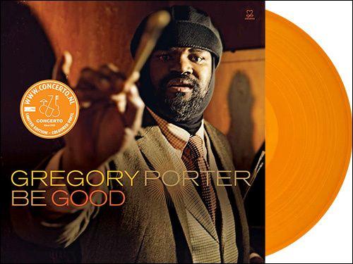 Gregory Porter be Good LP (300)Orange Vinyl-W.B.