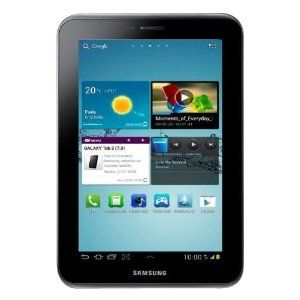 Samsung Galaxy Tab 2 (7-Inch, Wi-Fi)
