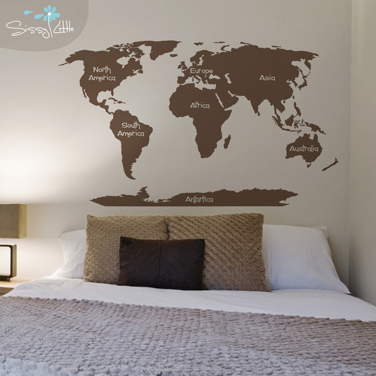 1000 Ideas About Travel Themed Bedrooms On Pinterest