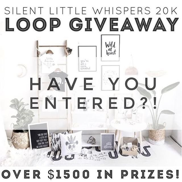Have you entered?  Enter now to win over $1500 worth of Product and store credit! See original post for details.