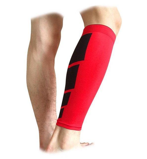 1Pcs Compression Calf Sleeve Support Sports Leg Warmers Cycling Running Leggings Basketball Football Sock Protector Shin Guard