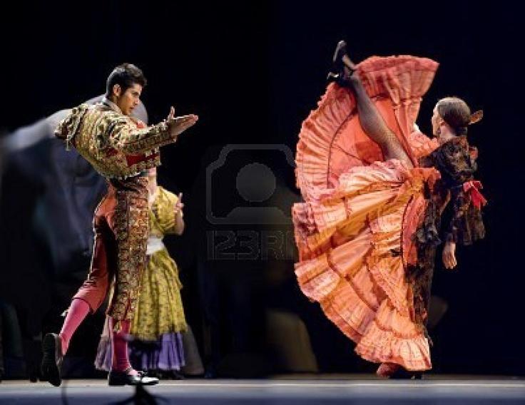 Flamenco Dance Drama