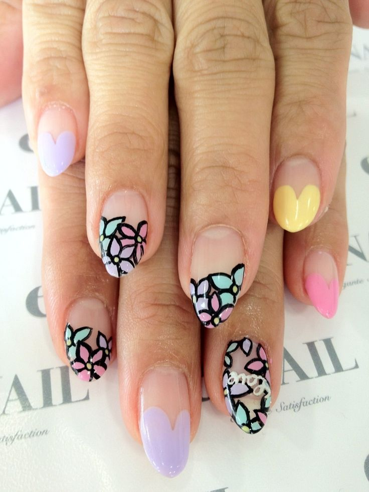 214 Best Images About Hard Nails On Pinterest