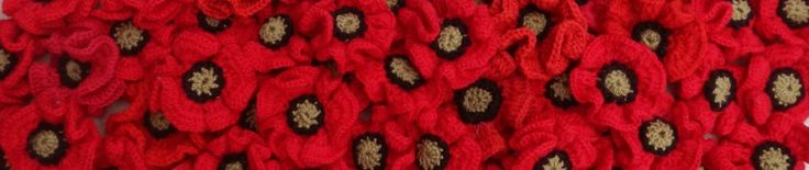 Australians are marking the 100th anniversay of World War 1 with handmade poppies.  Here is the pattern if you want to join the effort!  -- PATTERNS | 5000 POPPIES