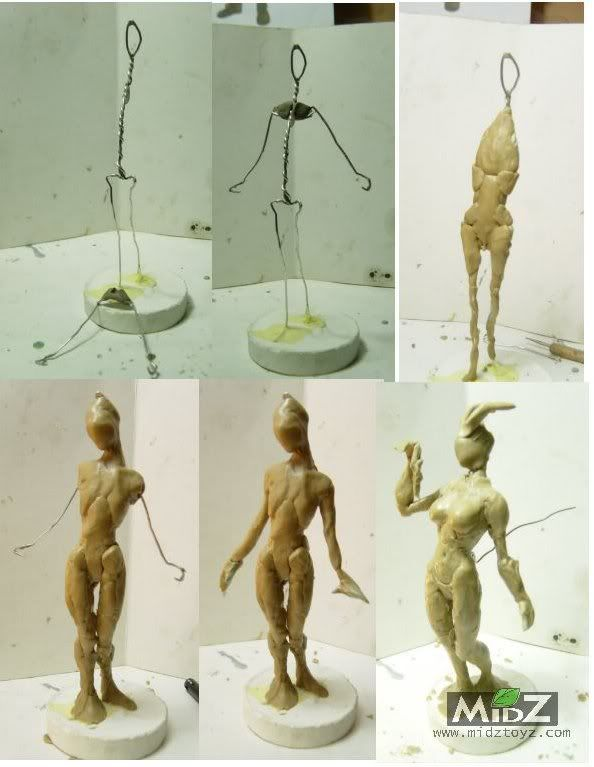figure sculpting reference - Google Search