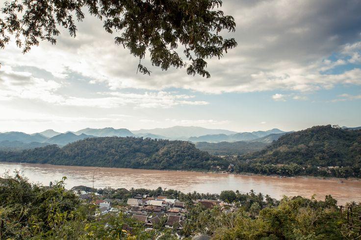 Luang Prabang im Norden von Laos - Reiseberichte, Tipps und Bilder über Thailand, Laos, Kambodscha, Malaysia und Vietnam