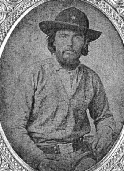 Confederate Soldier Henderson Co. TX
