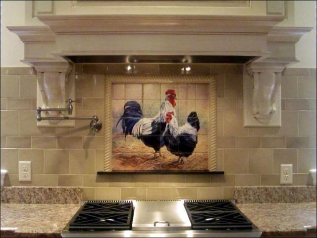 40 Stunning Kitchen Backsplash Ideas