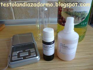 DIY: Olejek myjący winogrono z drzewem herbacianym...