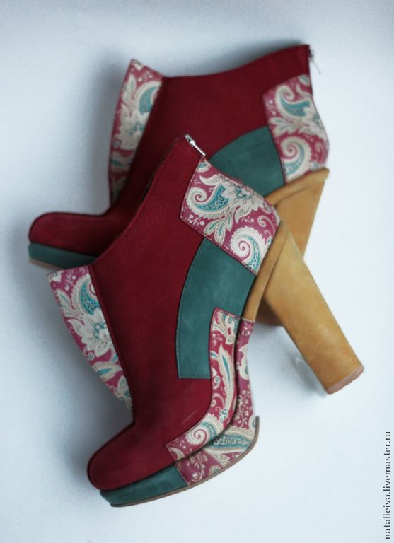 Russian style boots