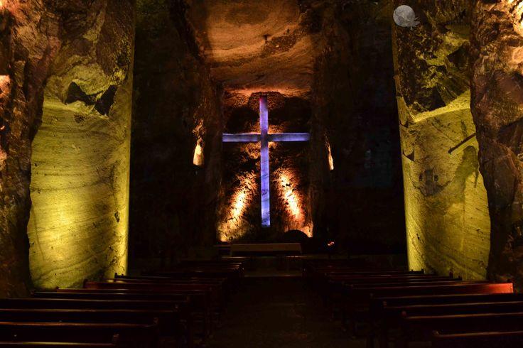 Post completo sobre a Catedral de Sal de Zipaquira