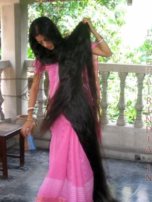 Hindu Hair  | Indian Long Hair Indian Long Hair Braid Picture By Longhairnisha ...