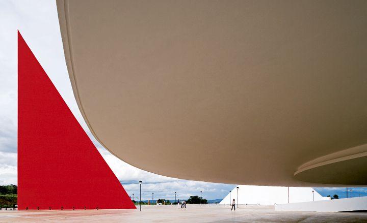 Oscar Niemeyer (1907 - 2012)   Architecture   Wallpaper* Magazine: design, interiors, architecture, fashion, art