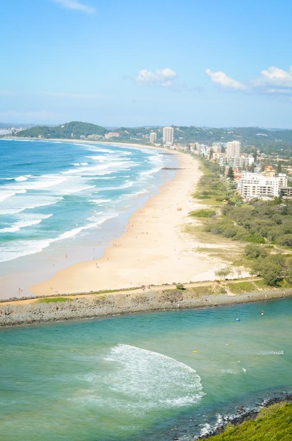 Burleigh Heads, Queensland, Australia #travel #photography #australia