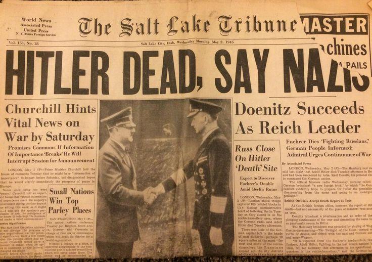 News Headlines Picture: Newspaper Headlines On Pinterest