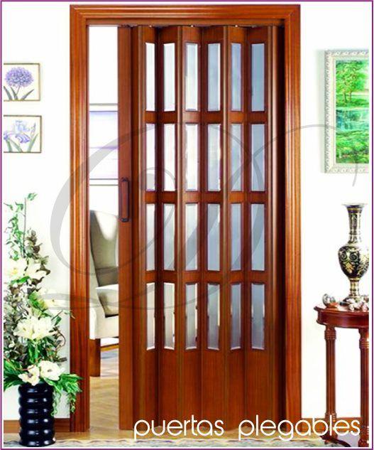 17 mejores ideas sobre puertas plegables de pvc en for Escalera plegable aluminio sodimac