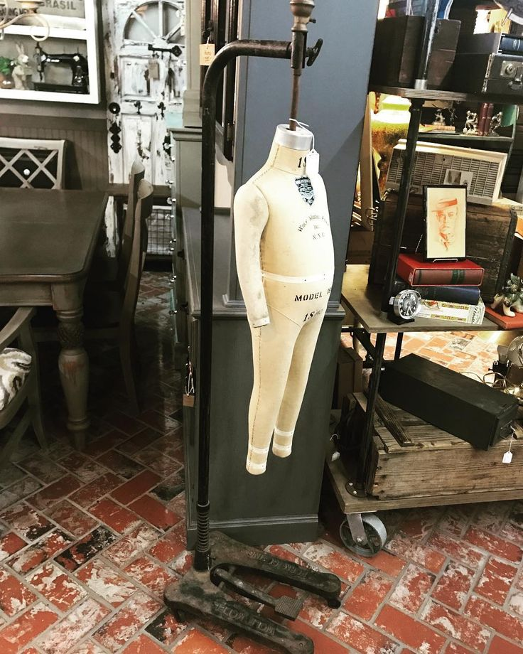 Very old child's mannequin. Hangs from a very heavy iron stand. I think this could be an AMAZING addition to a Halloween display. From dealer #11. #fourthstreetantiques #antiquestore #vintagestore #antiques #vintage #temecula #temeculaantiques #murrieta #sandiegovintage #temeculavintage #furniture #antiqueshopping #antiquing #temeculawinecountry #shabbychic #furniture #shoppingintemecula #french #cottagechic #vintageweddings #decorating #vintagestyle #farmstyletemecula #farmhousestyle…