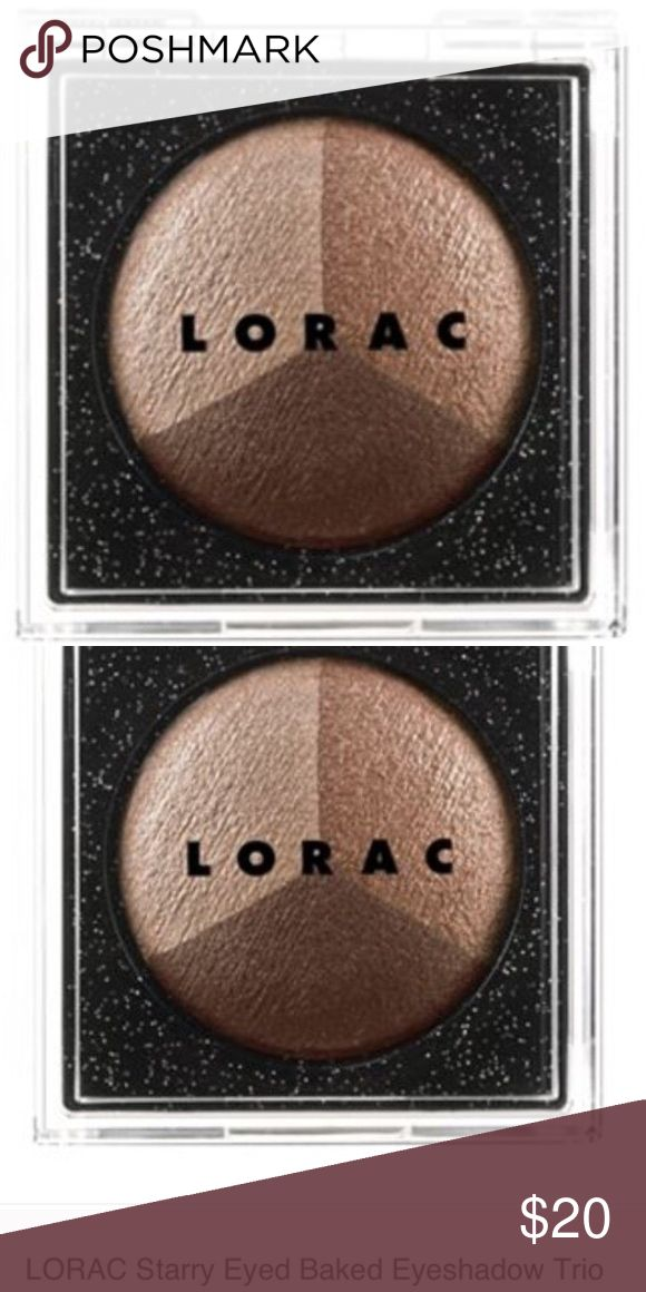 Lorac eyeshadow!! Brand new with no box Gorgeous eyes lorac eyeshadow Lorac Makeup Eyeshadow