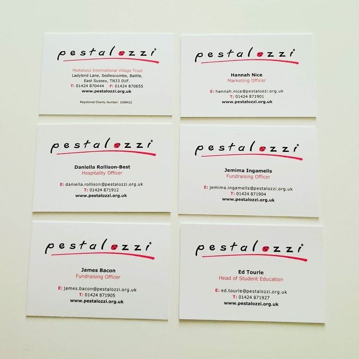 Business Cards Morning Print Choice Image - Card Design And Card ...