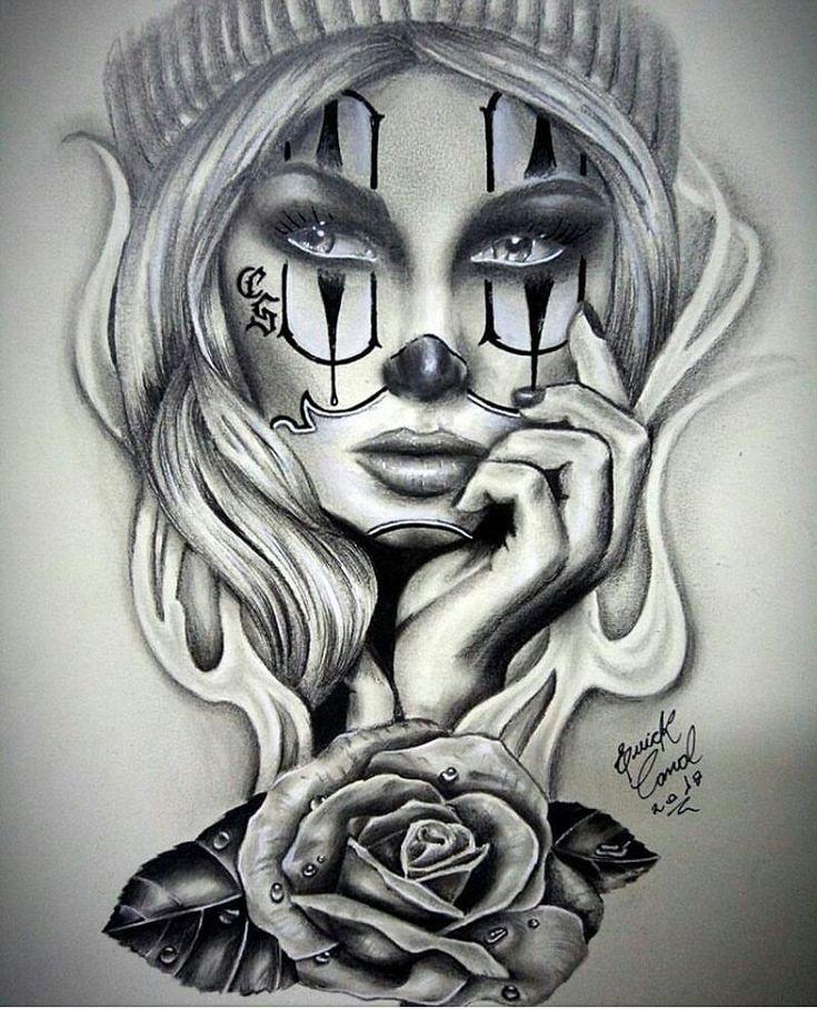 Chicano girl