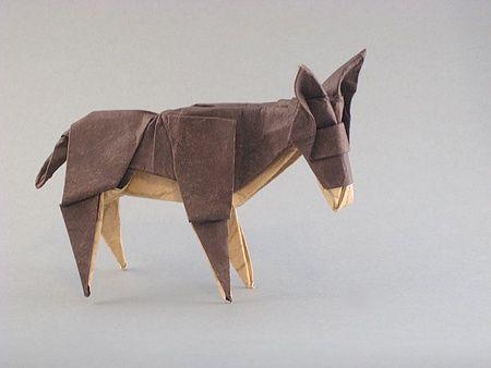 Donkey by Roman Diaz
