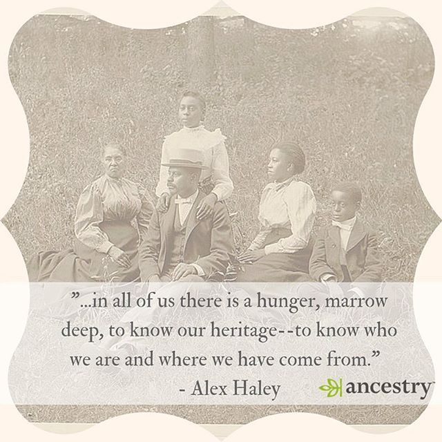 We can all relate to this hunger. . #Ancestry #Genealogy #GenealogyQuotes…