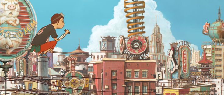 Tekkonkinkreet (Michael Arias, 2006)Director Michael Arias is an American-born filmmaker primarily working in Japan. Knowing the background of the author, one is perhaps compelled to be on the lookout for every little sign that differentiates Tekkonkinkreet from the rest of the films on this list. The most apparent novelty is its art style.  It is a truism that anime characters usually don't look Japanese, but ironically enough, this anime director of American origin shakes off this…