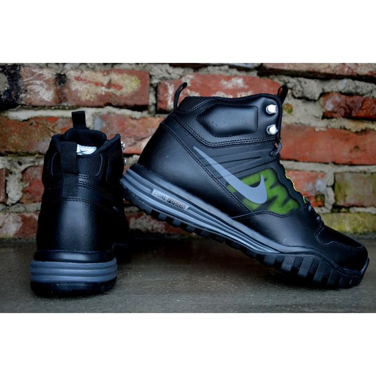 Nike Dual Fusion Hills Chill Mid 685361-007
