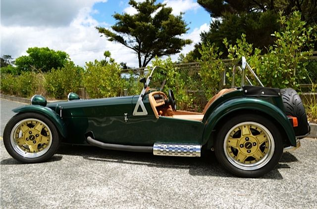 Fraser Cars (NZ) Clubman , recently for sale