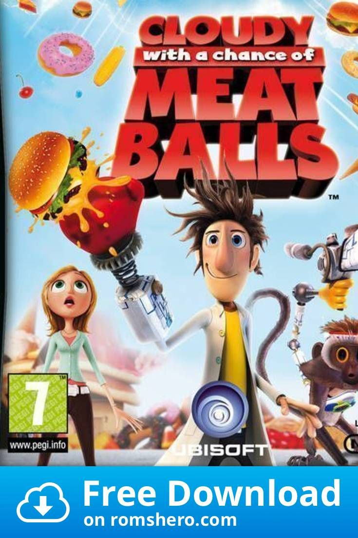 Download Cloudy With A Chance Of Meatballs Eu Bahamut
