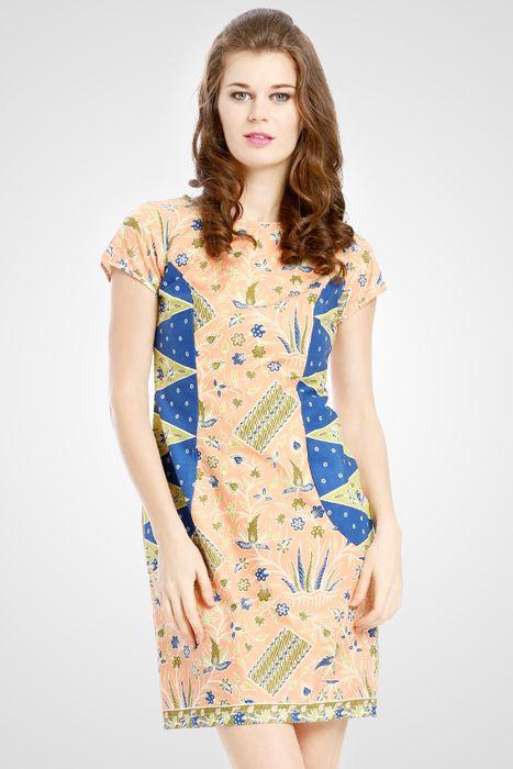 Amanda Batik Dress