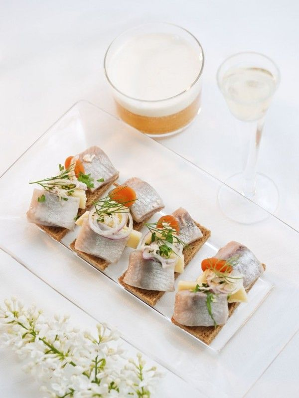 SOS with marinated herring♥♥♥
