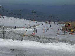 Pistas de Esqui de Manzaneda
