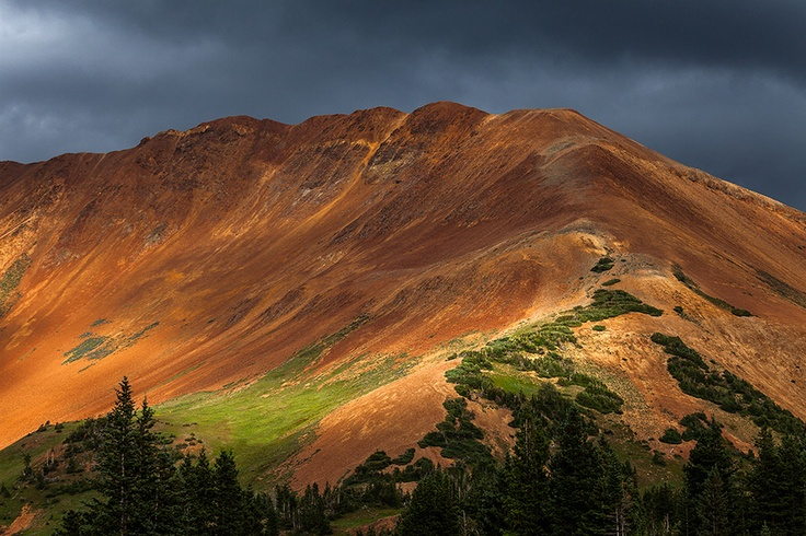 "500px / Photo ""Mount Baldy"" Elk Mountains of Colorado. by Randy Langstraat: America Photography, Photos Mount"