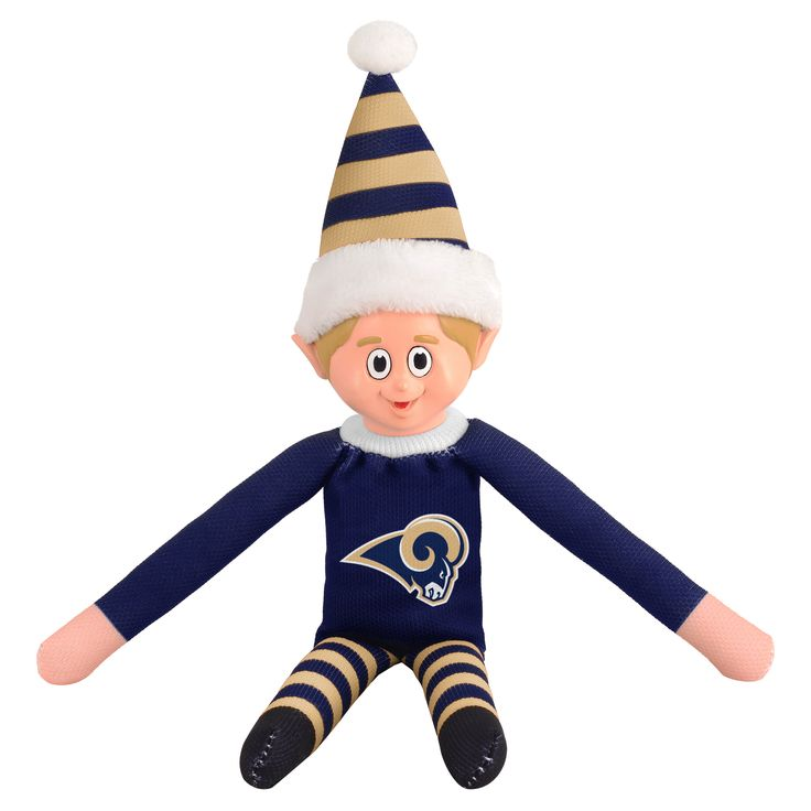 Forever Collectibles Los Angeles Rams NFL Team Elf