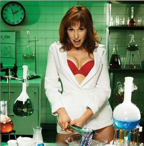 Sexy scientist Halloween costume