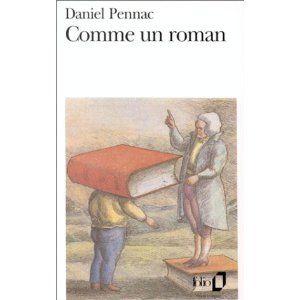 Cerco libro Comme un roman, di Daniel Pennac (in francese, perché dicono che la traduzione sia pessima...)