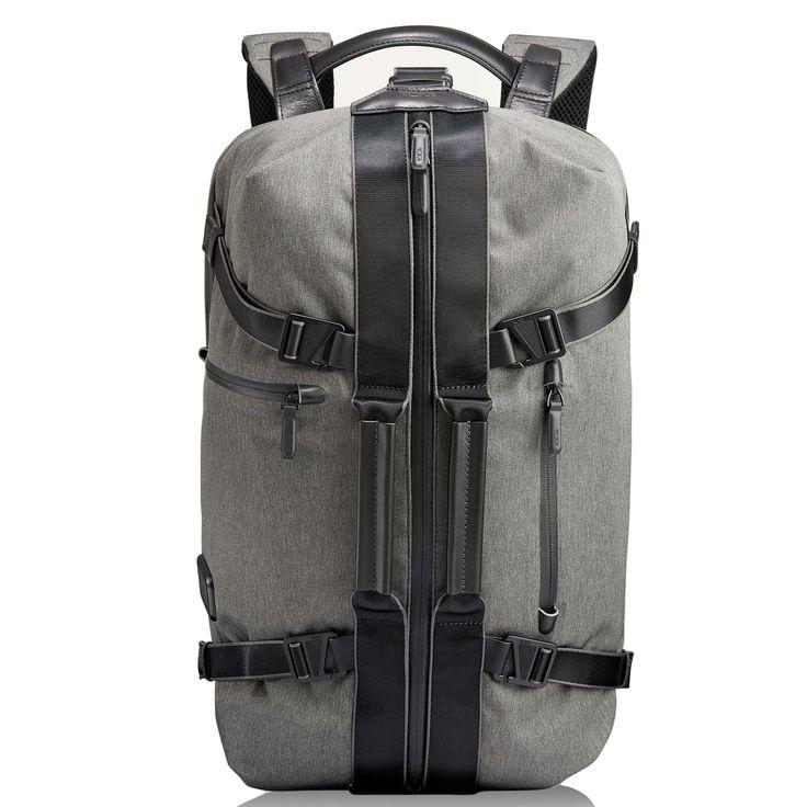 The Multipurpose Backpack http://www.menshealth.com/style/7-best-carry-on-bags/slide/1