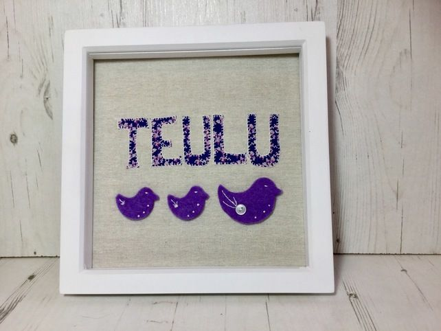 Teulu (Family) Picture £25.00